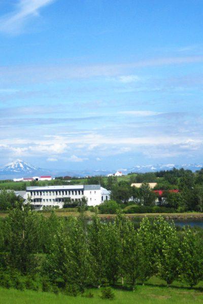 Hella town Iceland - Klara's Farm