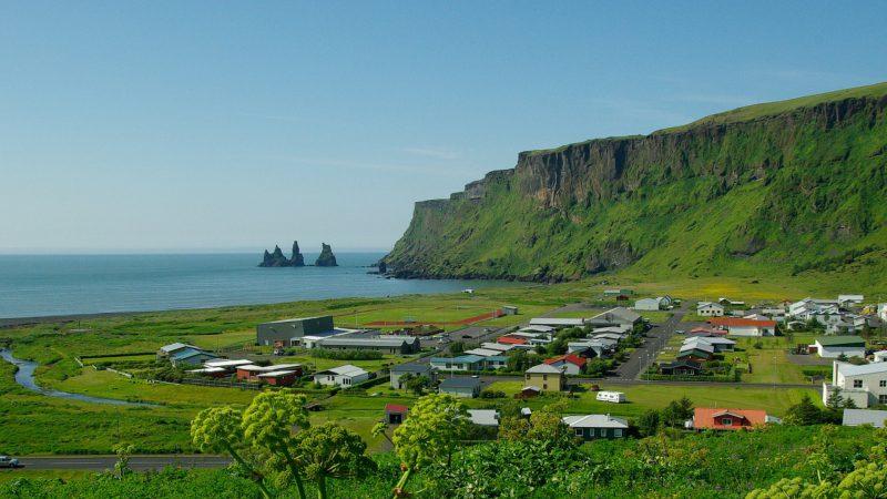 Vík Iceland - Klara's Farm