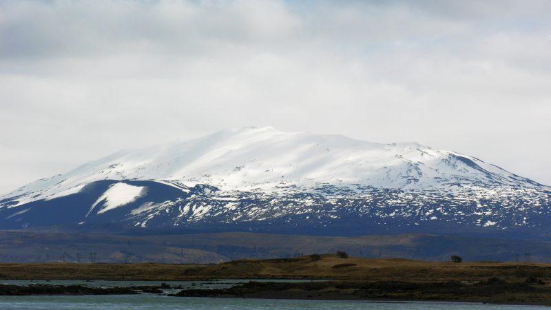 Hekla Volcano - Klara´s Farm